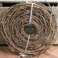 1 Roll 15' Grapevine Twig Garland - Thin Version Primitive Decorating - Crafting