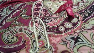 Vera Roze Pretty Paisley Cranberry Bradley grote schoudertas dtQxshCBro