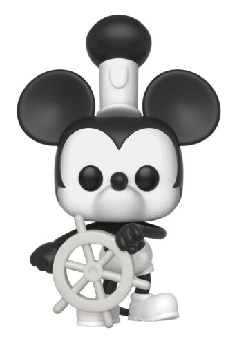 Funko Pop Disney Mickey 90 Years Steamboat Willie Vinyl Figure