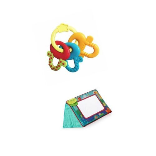 Bright Starts License to Drool Teether /&  Bright Starts Sit and.. Free Shipping