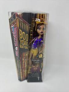 CLAWDEEN-WOLF-BOO-YORK-MONSTER-HIGH-DOLL-Box-damaged-dolls