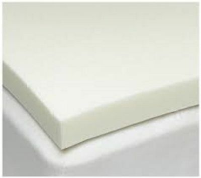 "Orthopaedic Hypoallergenic Memory Foam Mattress Topper - All Sizes & 1"" 2"" 3"" 4"""
