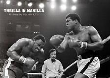 Muhammad Ali vs Joe Frazier Thrilla in Manila Boxing Print//Poster d393