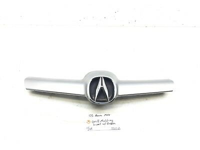 Genuine Acura Parts 75705-S3V-A02 Grille Molding