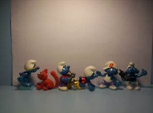 Smurfs-full-set-1996-SJ571