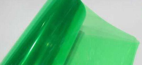VViViD8 Green headlight foglight taillight tint film 3ft x 5ft lamp vinyl wrap