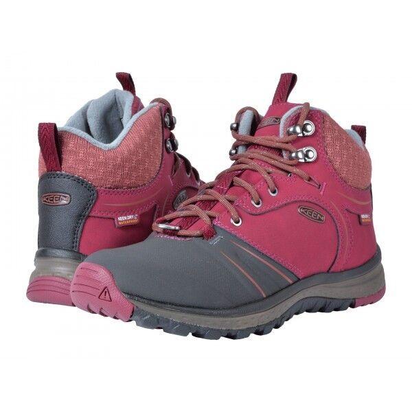 KEEN Terradora Wintershell Waterproof Hiking scarpe da ginnastica Trail Walker stivali Dimensione 7