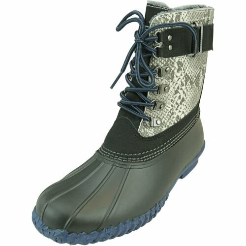 Jambu Women/'s Calgary Mid-Calf Leather Rain Boot