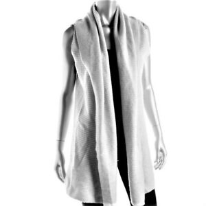 259 Cardigan Nwt Sweatercoat Cashmere Private Label Couture Sz Grå S Frost POOYEqw