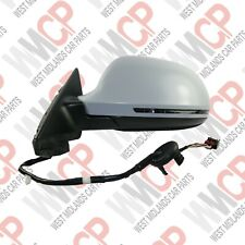 Brand New audi a3 2008-2012 NS left wing mirror /& Indicator 3 door Cars