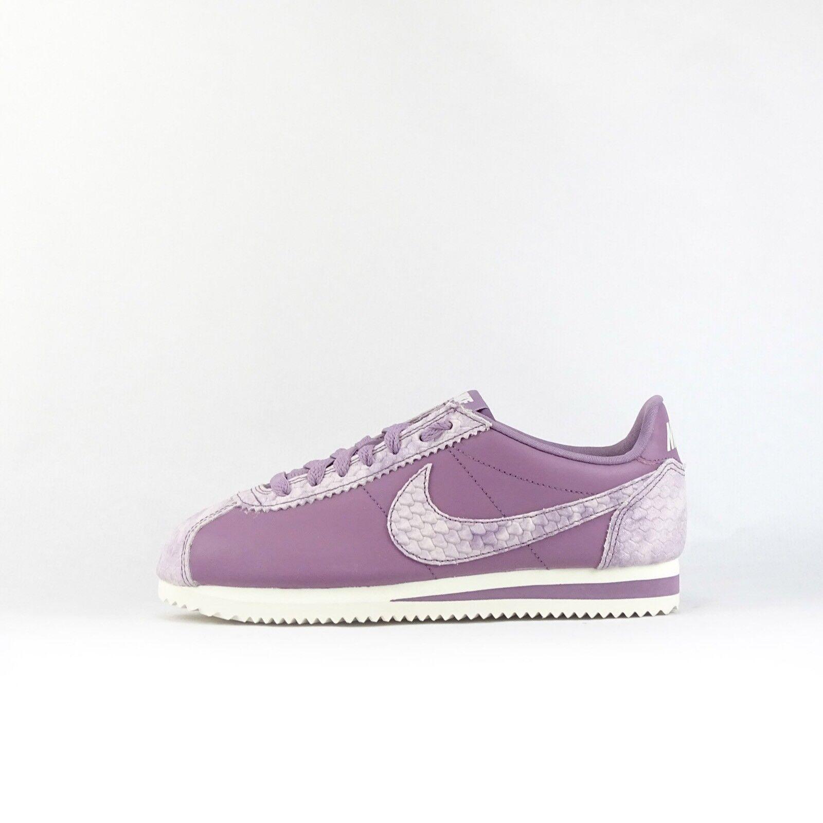 UK 7 femmes Nike Classic Cortez Prem Trainers EUR 41 US 9.5 905614-500 Violet