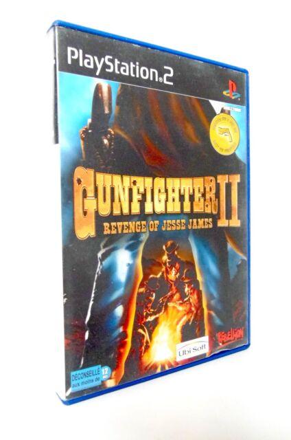 GUNFIGHTER 2 Revenge Of Jesse James Sony Playstation 2 PS2 FR