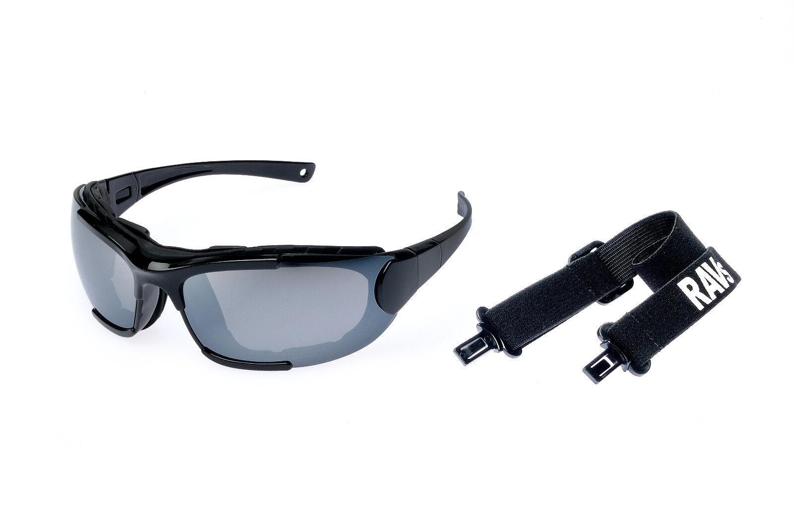 Ravs Ravs Ravs Gafas Deportivas, Protectoras, de Esquí, Sol con Plata Glass Mirror bdb30e