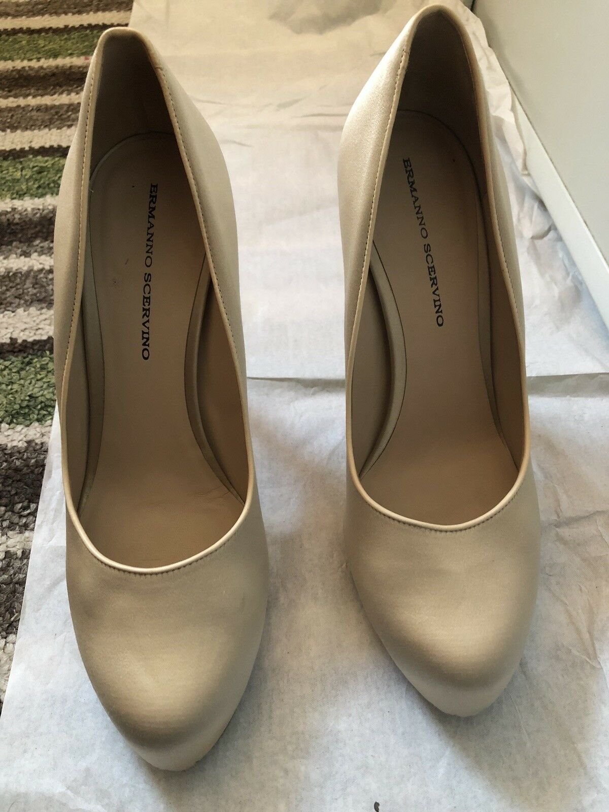 Men/Women Ermano Scervino Shoes Size 6 the Outstanding features Let our goods go to the 6 world Very practical 32492d
