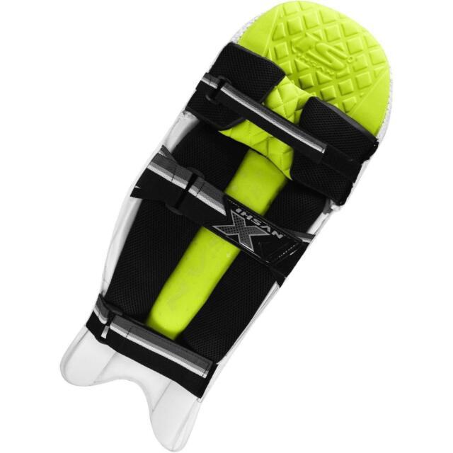 Green Left Hand Mace Mens Pro Color Cricket Batting Pad