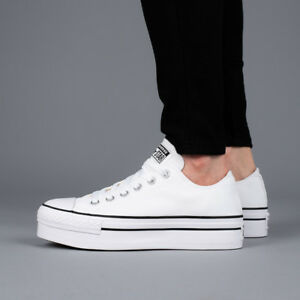 d9cc9b8a450 Image is loading WOMEN-039-S-UNISEX-SHOES-SNEAKERS-CONVERSE-CHUCK-