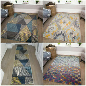 Colourful Modern Rugs Pastel Rug For
