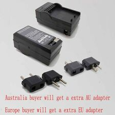 BN-VG121 BATTERY Charger for JVC Everio Camcorders GZ-HM30 HM35 HM300 HM310 SX