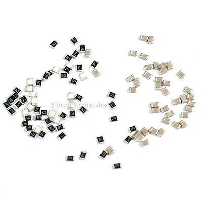 (SMD 0805) 50 Value Resistor + 32 Value Capacitor Kit