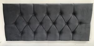 DIVAN-LUXURY-PLUSH-VELVET-BED-HEADBOARD-YOUR-SIZE-COLOUR-QUALITY-HAND-MADE