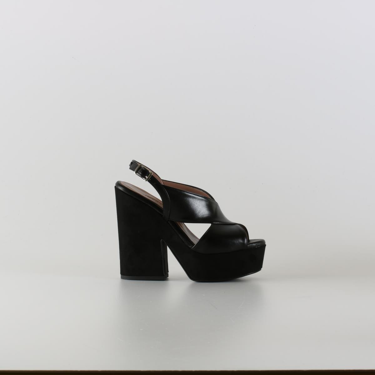 DOLCEAMARO ballerina 100% donna nero con cinturino 100% ballerina pelle MADE IN ITALY d8201f
