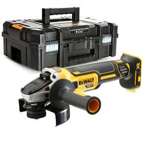 Dewalt-dcg405-18v-XR-Brushless-Kabellos-125mm-Winkelschleifer-T-STAK-Koffer-amp-Inlay