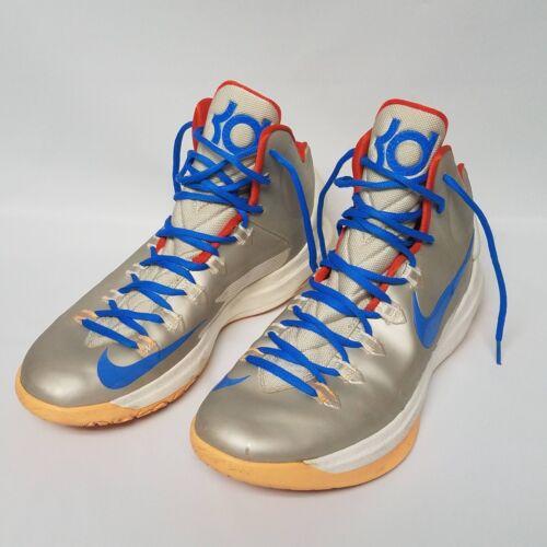 Eur 554988 Nike 5 Kd 10 Photo 5 44 Blue In Sz Birch 200 UqPTY