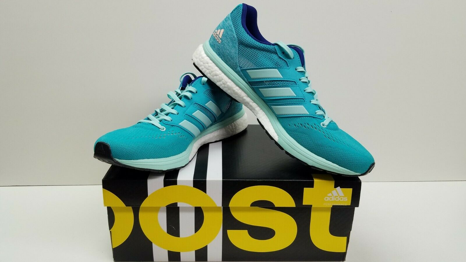 Adidas adizero Boston 7  Women's Running shoes Size 10 NEW  save 60% discount and fast shipping worldwide