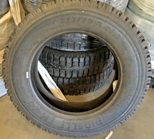255//70R22.5 Pirelli TH25 16 Ply New Drive Tires