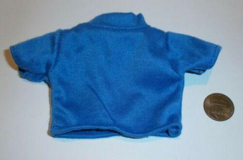 Ertl NYFD bleu tee shirt échelle 1//6th Jouet Accessoire