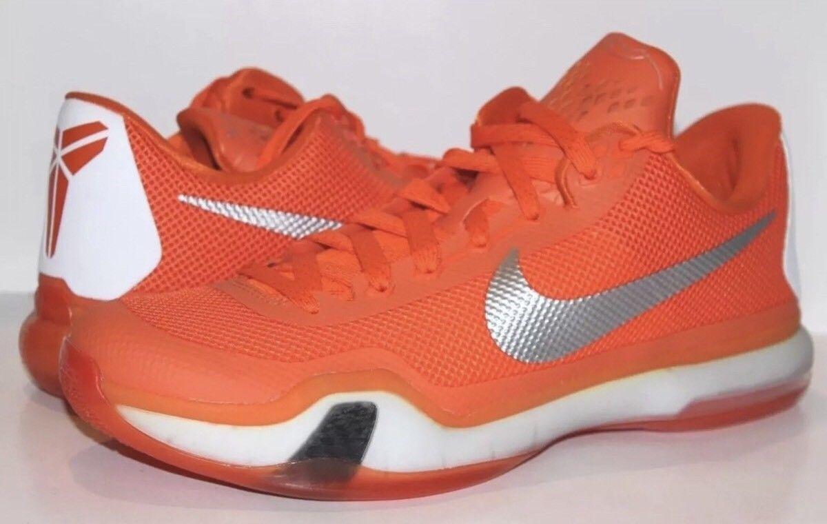 Gli uomini sono nike kobe x 10 tb scarpe da basket university arancione 813030-802 dimensioni 17,5   Italia    Uomo/Donna Scarpa