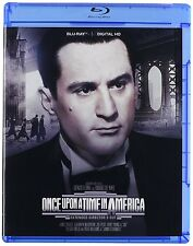 ONCE UPON A TIME IN AMERICA :Extended directors cut -  Blu Ray - Region free