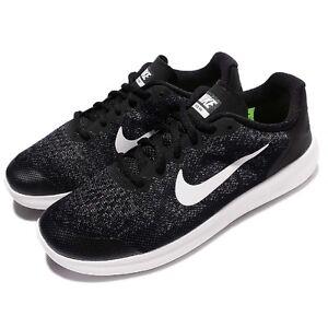 Nike Nike Free RN 2017 (GS) BlackBlack 904255 001 Sz 4.5