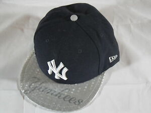 d5c01065c2a3d New Era 5950 59Fifty MLB NY New York Yankees Hologram Graphic Fitted ...