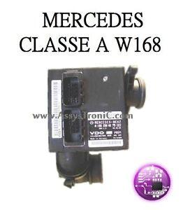 Réparation De Votre DÉBIMÈTRE d/'air Mercedes Classe A W168 !!