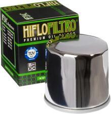 Hiflo Chrome Oil Filter HF204C Yamaha FZ8 S,SA Fazer 842P,1BD 2010 - 2015