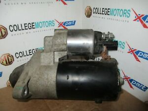 LATE-MG-MG3-1-5VTi-15-18-STOP-START-STARTER-MOTOR-1-PIN-CONNECTOR-USED