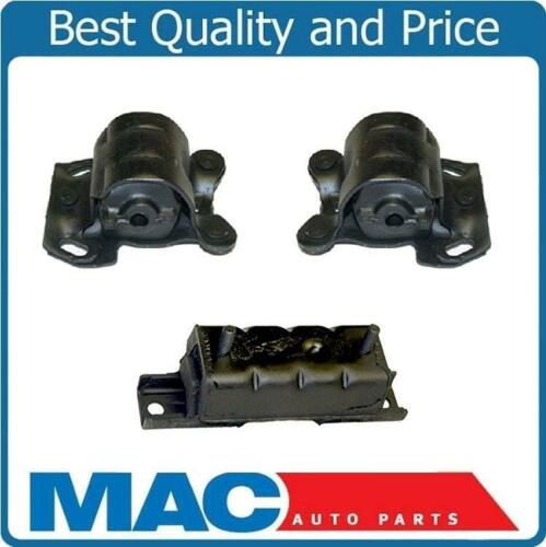 New Engine /& Transmission Mounts All Wheel Drive for Chevrolet Astro 4.3L 96-05