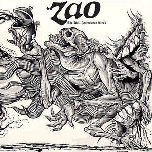 Zao The Well Intentioned Virus New Vinyl Black