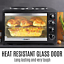thumbnail 4 - 45L Convention Oven Bench Top Multi Ventilation Hotplates Countertop Baking New