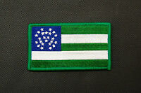 York Police Department Flag Patch Nypd York City Nyc Finest Hook & Loop
