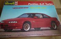 Revell Pontiac Gp Turbo Grand Prix 1 25 Scale Hot Rod Model Car Kit 7148 Toys