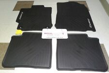 Toyota Camry Factory All Weather Rubber Floor Mats Genuine Oem Oe