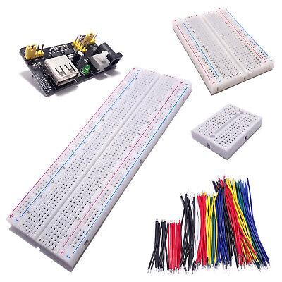 Plaque d/'essai Breadboard 170 Points Prototype Arduino  Raspberry  DIY