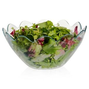 PASABAHCE-Glass-Salad-Serving-Bowl-Tableware-Dinner-Party-Extra-Resistant-Design