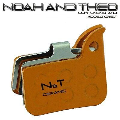 N/&T SRAM APEX 1 HRD Red Rival hrd Force hrd Ceramic Disc Brake Pads