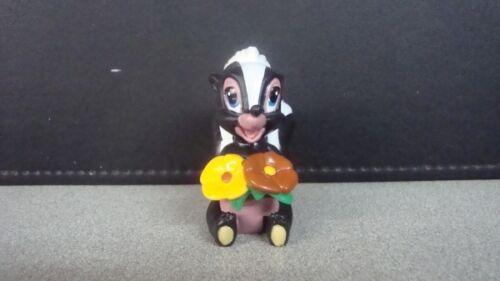 Disney Bambi PVC Figurine Flower Toy Cake Topper
