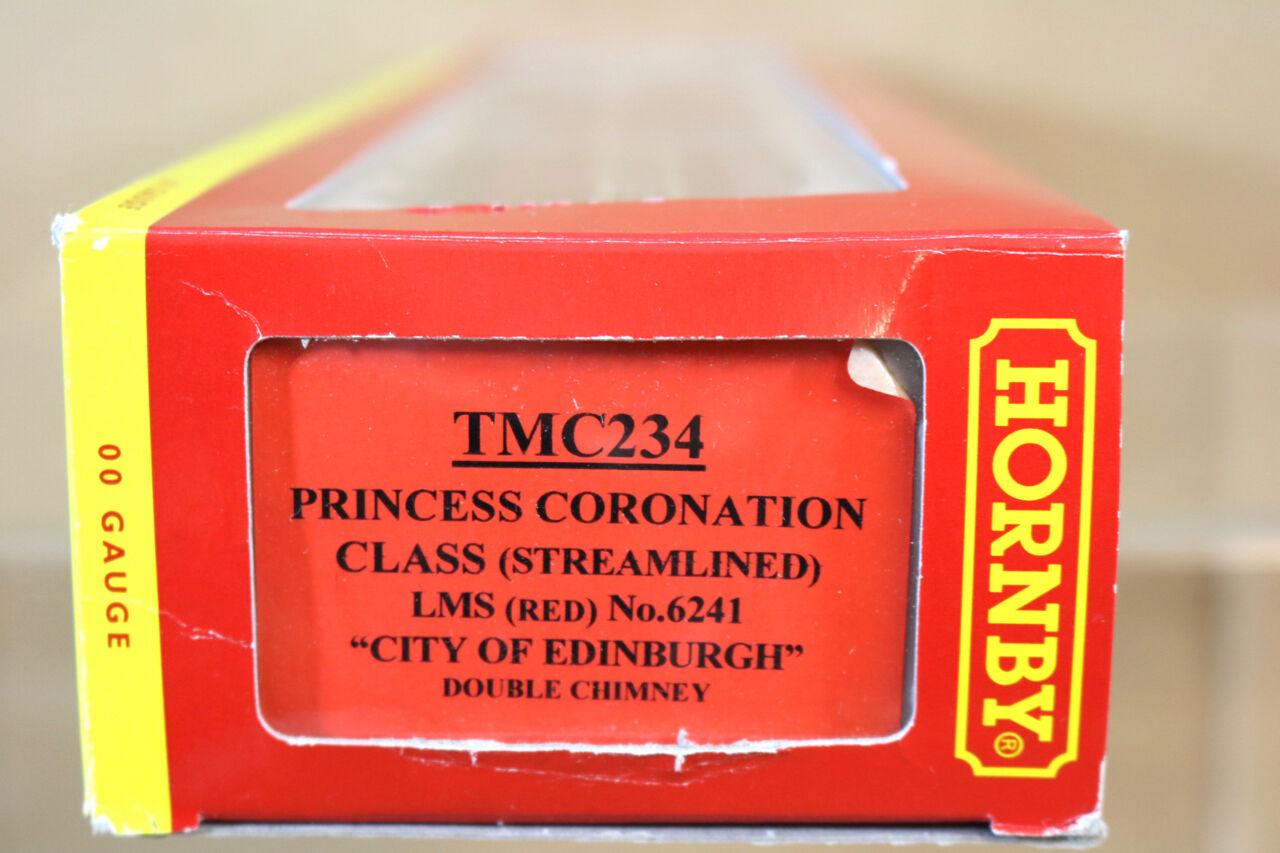 HORNBY TMC234 R2205 R2205 R2205 LMS 4-6-2 CoroNATION CLASS LOCO 6241 CITY of EDINBURGH ng ab5207