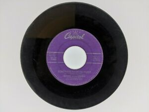 Mamie Van Doren - 45 RPM - Capitol 3863 - I Fell in Love / Something Dream About