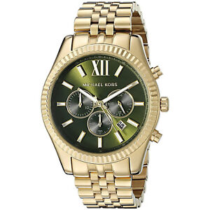 75b866a7d278 Men s Watch Michael Kors MK8446 Lexington Classic Watches Quartz ...